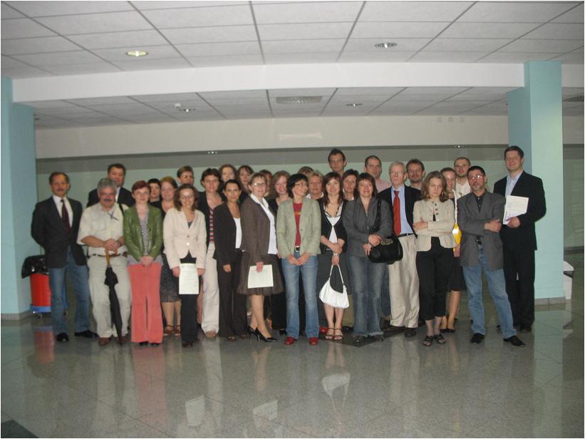 Absolwenci I edycji Studiów Koordynatorów Transplantacyjnych