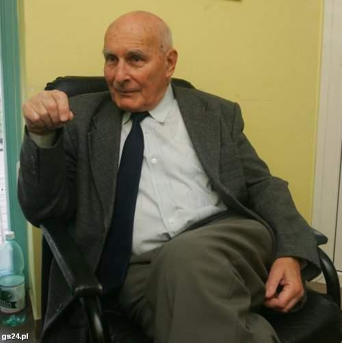 prof. Stanisław Zieliński (Andrzej Szkocki)