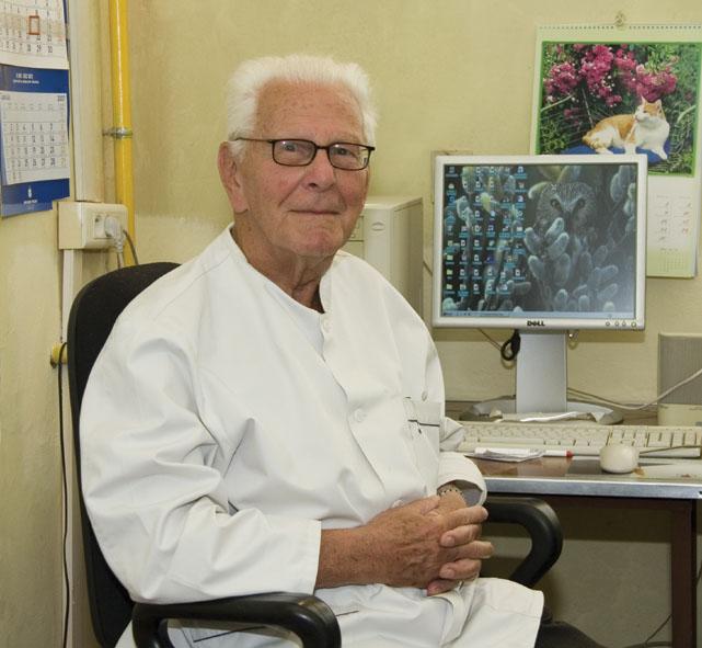 Prof. Kazimierz Ostrowski