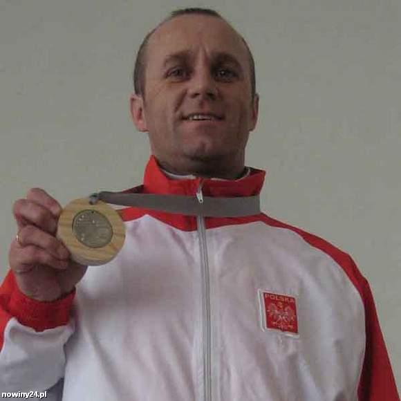 Piotr Hołubowski: - Biegłem i wiedziałem, że medal jest blisko. Do złota zabrakło mi minuty. (Fot. Sławomir Oskarbski)
